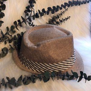 LOFT fedora hat